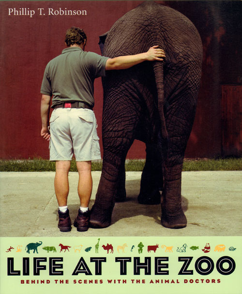 Life at the Zoo (book cover)